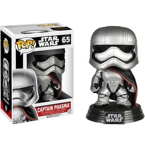 Star Wars The Force Awakens Captain Phasma  Funko Pop! Figuur
