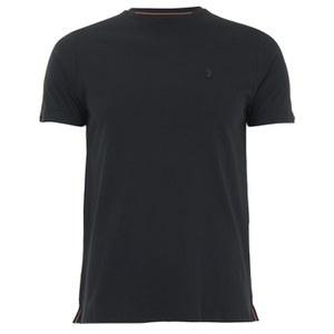 Luke 1977 Men's Skinny Charmer Slim Fit Crew Neck T-Shirt - Black