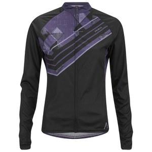 Primal Women's Fontina Long Sleeve Jersey - Purple