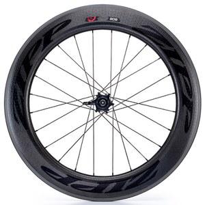 Zipp 808 Firecrest Carbon Clincher Rear Wheel 2016 - Black Decal