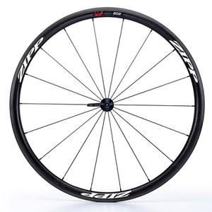Zipp 202 Firecrest Carbon Clincher Front Wheel 2016 - White Decal