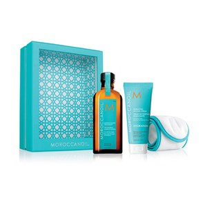 Moroccanoil Home and Away Original Gift Set (Worth £41.00)