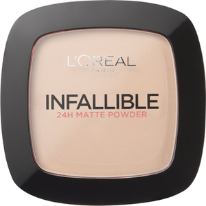 L'Oreal Paris Infallible Powder (olika nyanser)