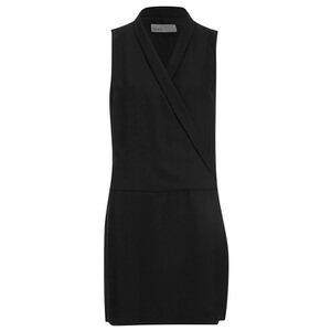 Vero Moda Women's Wanda Sleeveless Short Dress - Black