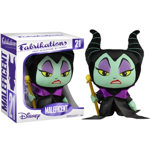 Disney Maleficent Fabrikation Plush Figure