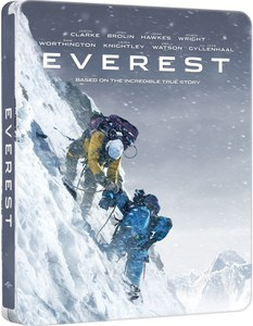 Everest - Steelbook Exclusivo de Edición Limitado
