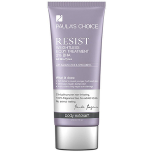 Paula's Choice Resist Weightless Body Treatment with 2% BHA (210ml)