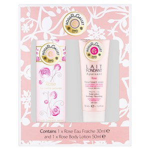 Roger&Gallet Rose Coffret Gift Set (30ml)