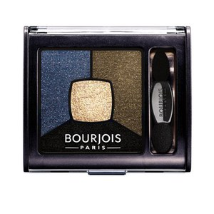 Bourjois Quad Smokey Stories Eye Shadow - Faux Noirs