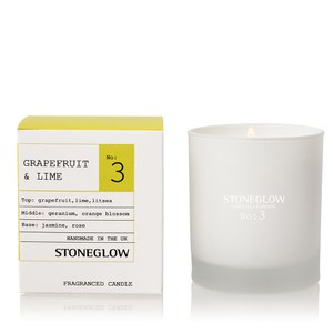 Stoneglow Modern Apothecary No. 3 Tumbler - Grapefruit and Lime