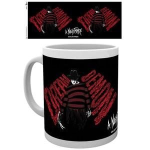 Nightmare on Elm Street Freddy - Mug