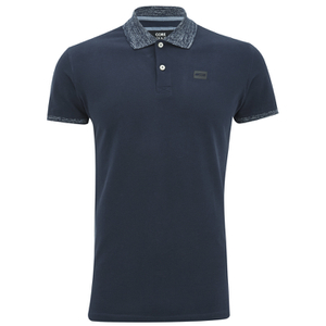 Jack & Jones Men's Part Polo Shirt - Navy Blazer