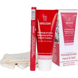 Weleda Pomegranate Hand and Nail Kit