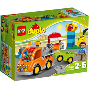 LEGO DUPLO: Tow Truck (10814)