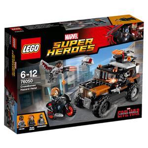 LEGO Marvel Super Heroes: Crossbones' Gifdiefstal (76050)