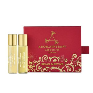 Aromatherapy Associates Relax and Revive Christmas Gift Set