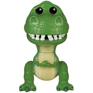 Disney Toy Story 20th Anniversary Rex Pop! Vinyl Figure