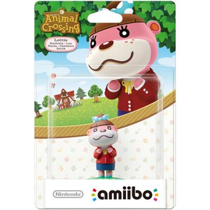 Lottie amiibo (Animal Crossing Collection)