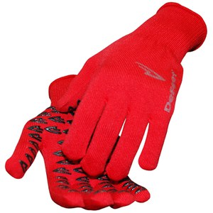 DeFeet Dura Etouch Gloves - Red