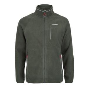 Craghoppers Men's Ryeland Full Zip Fleece - Dark Khaki