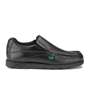 Kickers Men's Fragma Slip Shoes - Black