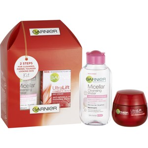 Garnier Mini Micellar and UltraLift Day Gift Set