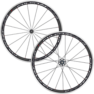 Fulcrum Racing Quattro LG CX Clincher Wheelset - 2016
