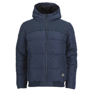 Jack & Jones Men's Sammo Padded Bomber Jacket - Dress Blue