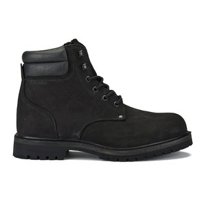 Jack & Jones Men's Stoke Nubuck Boots - Black