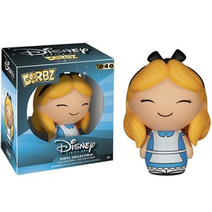 Disney Alice In Wonderland Alice Dorbz Figur