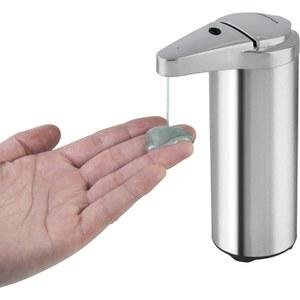 Morphy Richards 250ml Sensor Soap Dispenser - Steel