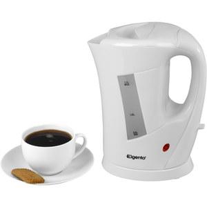 Elgento E10012 1.7L Kettle - White