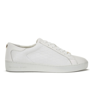 MICHAEL MICHAEL KORS Women's Colby Trainers - Optic White
