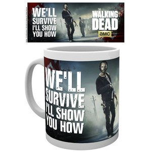 The Walking Dead Guns - Mug