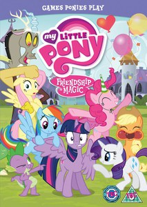My Little Pony - Season 3, Volume 2: Games Ponies Play