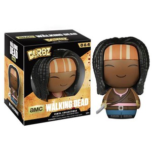 The Walking Dead Michonne Dorbz Figur
