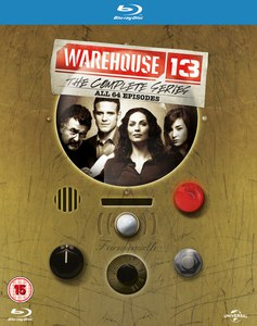 Warehouse 13 - Series 1-5