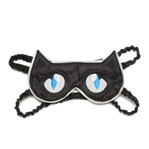 Karl Lagerfeld Women's Sleeping Mask - Black