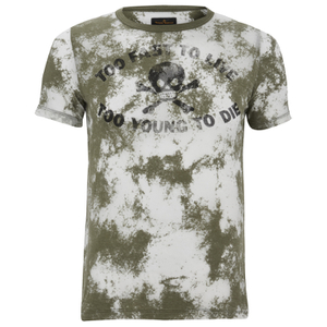 Vivienne Westwood Anglomania Men's Classic T-Shirt - Military Green
