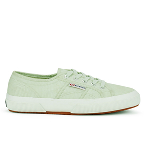 Superga Women's 2750 Cotu Classic Trainers - Mint