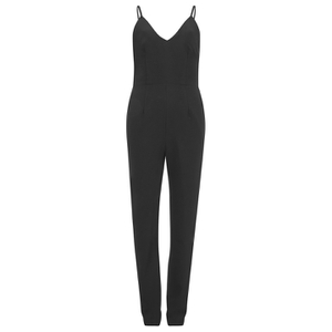Finders Keepers Women's Stand Still Jumpsuit - Black
