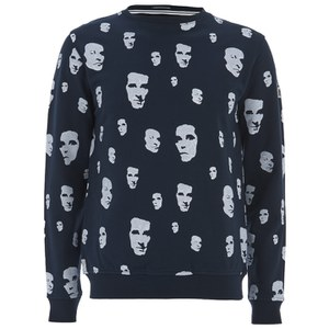 Weekend Offender Men's Hekla Sweatshirt - Navy