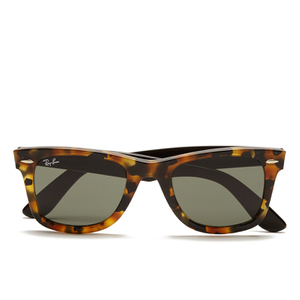 Ray-Ban Original Wayfarer Spotted Sunglasses - Black Havana
