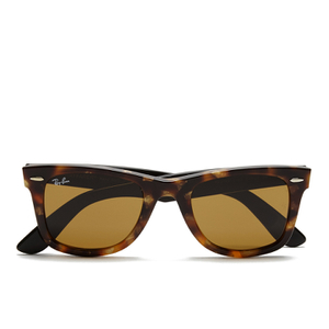 Ray-Ban Original Wayfarer Spotted Sunglasses - Brown Havana