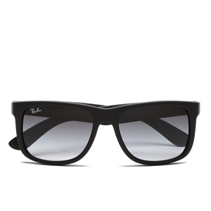 Ray-Ban Justin Rubber Sunglasses - Black