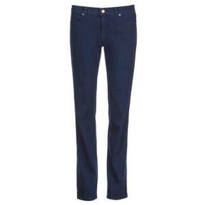 HUGO Women's Galicia Flared Jeans - Blue