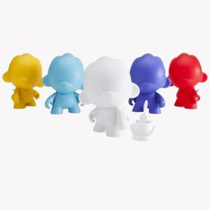 Munny World DIY - Asst. Colours