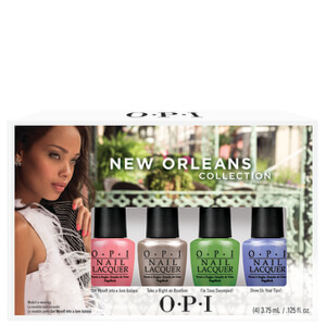 OPI New Orleans Collection - Jambalayettes Mini Pack