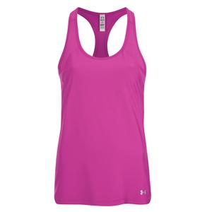 Under Armour Women's HeatGear Armour Tank Top - Pink