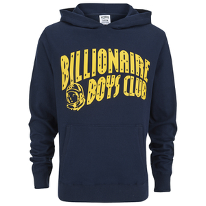 Billionaire Boys Club Men's Arch Logo Hoody - Navy Blazer
